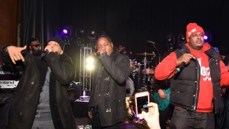 The LOX And Rick Ross Collab For 'Feel My Pain'