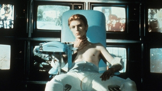 David Bowie's 'The Man Who Fell To Earth' Is Getting A 40th Anniversary Remaster
