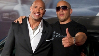 The 'Fast 8' Feud Between Vin Diesel And The Rock Is Still Most Likely About WrestleMania 33