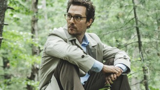Mathew McConaughey is going to make you cry or cry trying