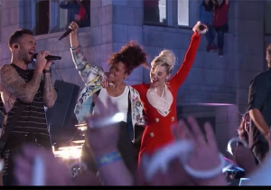 'The Voice' Takes On Aerosmith's 'Dream On' In The Biggest Way Imaginable For Their New Season