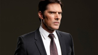 Thomas Gibson won't have 'Criminal Minds' to kick around anymore