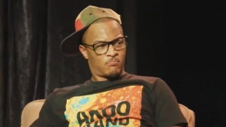 Eric Andre's NSFW Jokes Were Way, Way Too Much For T.I. To Take