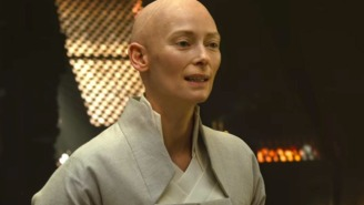 Tilda Swinton Says There's A 'Misunderstanding' About Claims Of Whitewashing In 'Doctor Strange'