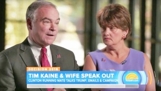 Tim Kaine Supports The Public Release Of Hillary Clinton's FBI Interview Notes