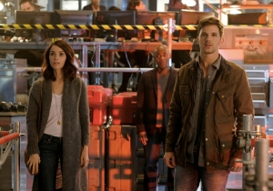 'Timeless' reveals more historical events where (er, when) the show will travel