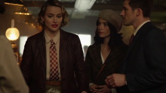 'Timeless' is another new show to look forward (or backward) to