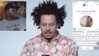 Hijinks Ensue When Eric André And Hannibal Buress Take Over Each Other's Tinder Accounts