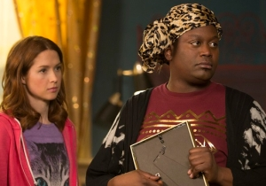 Tituss Burgess Had The Best Reaction To His 'Kimmy Schmidt' Co-Star Ellie Kemper Becoming A Mom