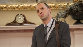 'Veep' Star Tony Hale Believes Trump Is Undercutting The Show's Satire