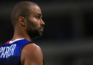 Tony Parker Did A Beautiful Thing For A Brazilian Volunteer Robbed At Knifepoint In Rio