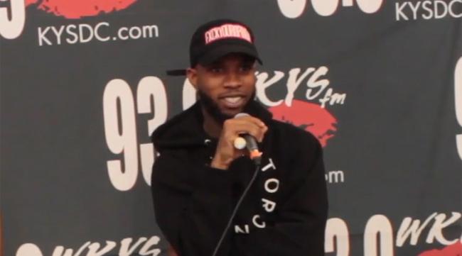 Tory Lanez: 'I'm Better Than Drake'