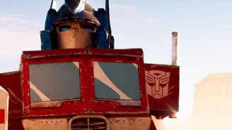 This 'Transformers' Fan Film Is A Marvel Of Practical Effects And A Labor Of Love