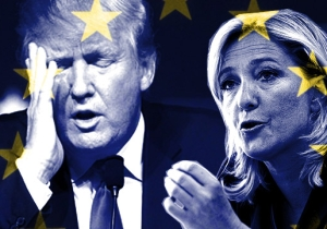 While America's Young Voters Are Rejecting Trump, Young Europeans Are Embracing Others Like Him