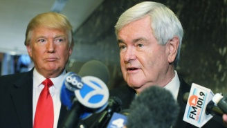 Newt Gingrich Believes Donald Trump Is 'At Least As Reliable As Andrew Jackson'