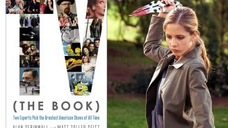 TV (THE BOOK): Why 'Buffy the Vampire Slayer' was one of TV's best shows ever