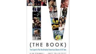 TV Trivia: Answer correctly and you could win a signed copy of 'TV (The Book)'