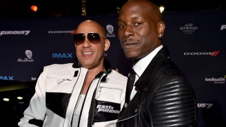 Tyrese Has Taken A Side In The Ridiculous 'Fast 8' Cast Feud