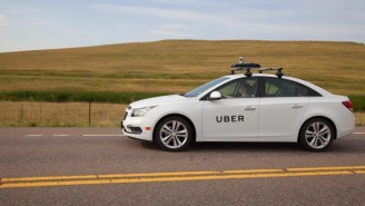 Uber Plans An Autonomous Car Fleet With A Half-Billion Dollar Investment