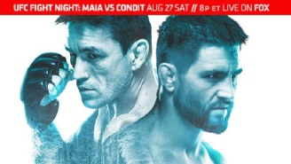 UFC On Fox 21 Predictions: Killer Condit Vs. The Demon Demian