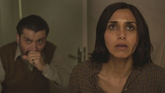 'Under the Shadow' looks like a great, slow burn horror flick