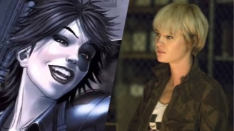 Mackenzie Davis Pokes Holes In Those Rumors She's Playing Domino In 'Deadpool 2'
