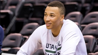Dante Exum Says He's 'Fully Recovered' After Missing Last Season With A Knee Injury