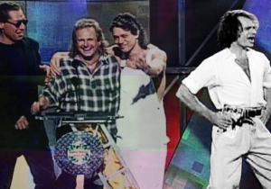 How The '96 VMAs Cost Van Halen Their Chance At Being More Than '80s Greats