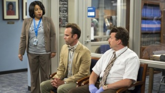 'Vice Principals' Star Kimberly Hebert Gregory Says Criticism Of Her Treatment Is Simply A 'Knee-Jerk Response'