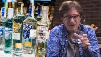 This Expert's Bottom-Shelf Vodka Tasting Will Convince You Never To Pay For Name Brands Again