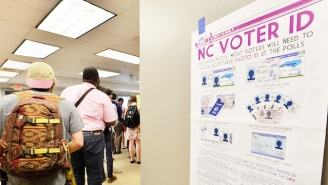 North Carolina's Governor Vows To Appeal After A Court Strikes Down The State's Voter ID Law