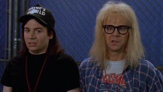 Mike Myers Isn't Opposed To The Idea Of It Once Again Being Party Time For 'Wayne's World'