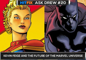 'Ask Drew' features an almost impossible 'Movie God' question this week