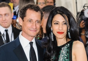 Huma Abedin Is Separating From Anthony Weiner After His Latest Sexting Scandal