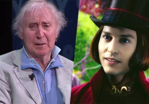 Gene Wilder Shared His Thoughts On Johnny Depp's Willy Wonka In His Last Major Interview