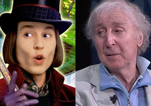 Let's all reflect on the moment Gene Wilder slammed Tim Burton's 'Willy Wonka'