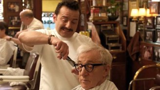 The First Clip From Woody Allen And Miley Cyrus' Unlikely TV Show Is Here