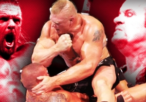 These Are The All-Time Bloodiest Of The Bloody WWE Pay-Per-View Endings
