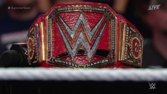 The First-Ever WWE Universal Champion Was Crowned At WWE SummerSlam