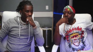 Young Thug Releases His 'Elton' Collab With The Fugees' Wyclef Jean