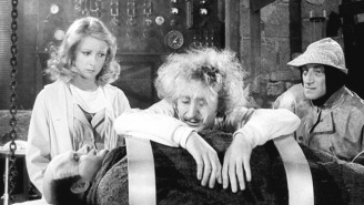 Cloris Leachman Looks Back On Gene Wilder And A 'Young Frankenstein' Scene That Kept Him Laughing
