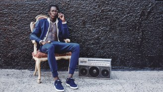 Young Thug's PUMA Campaign Makes Throwback Tracksuits Look Iconic