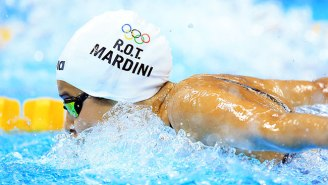 Syrian Refugee Olympic Swimmer Yusra Mardini Has Quite An Inspiring Story