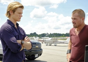 Weekend Preview: 'MacGyver' Premieres And 'The Simpsons,' 'Transparent,' And 'Quantico' Return
