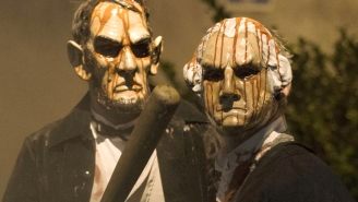 Lock your doors, 'The Purge' may be coming to television