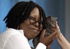 Whoopi Goldberg Says She Plans To 'Go And Grow' After This Season Of 'The View'