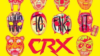 The Strokes Guitarist Nick Valensi's New Band CRX Share Their Very Catchy First Single