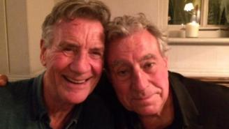 Monty Python's Michael Palin Highlights The Pain Within Terry Jones' Struggle With Dementia