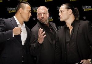 Watch The Debut Match Of New WWE Chinese Superstar Bin Wang