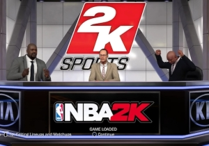 The New 'NBA 2K17' Trailer Ends With The 'Inside the NBA' Crew Rapping In A Cypher